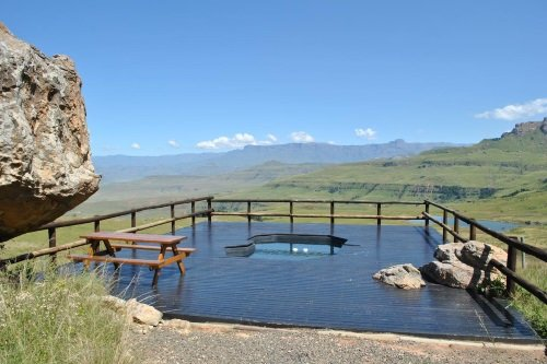 Greenfire Lodge Drakensberg omgeving 4