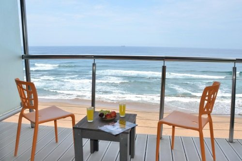 Greenfire Lodge Dolphin Coast balkon