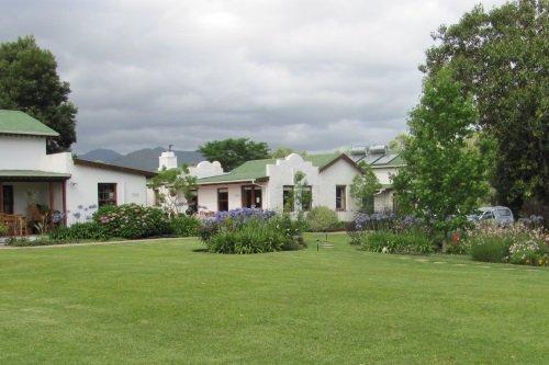 Storms River Village Lodge tuin