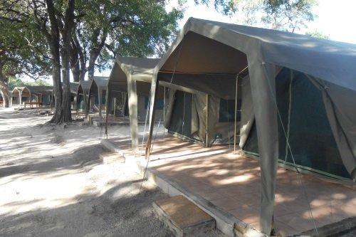 Private Island in the middle of the Okavango Delta 004