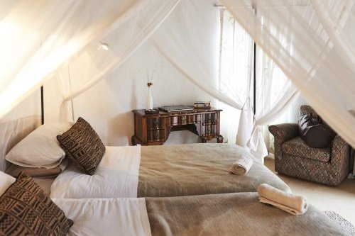 Stevensford Game Reserve kamer