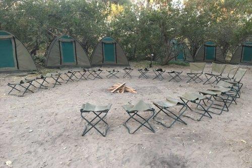 Drifters mobiele safaridagen Botswana 004