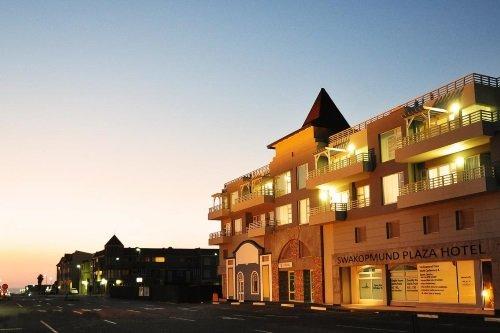 Swakopmund Plaza Hotel BUITENKANT
