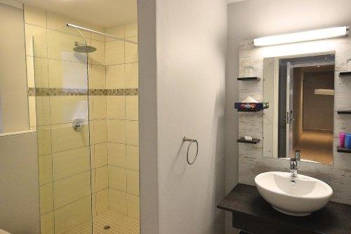 Swakopmund Plaza Hotel badkamer
