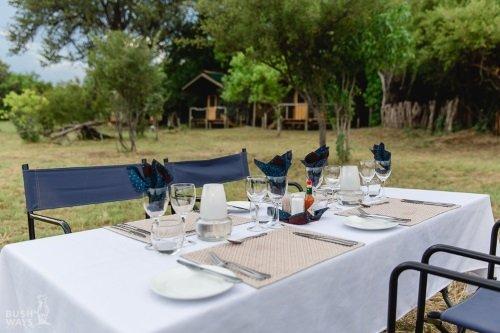 Sango Safari Camp buiteneten