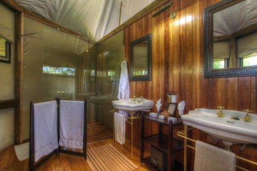 Kanana Camp badkamer