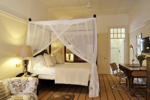 Victoria Falls Hotel kamer