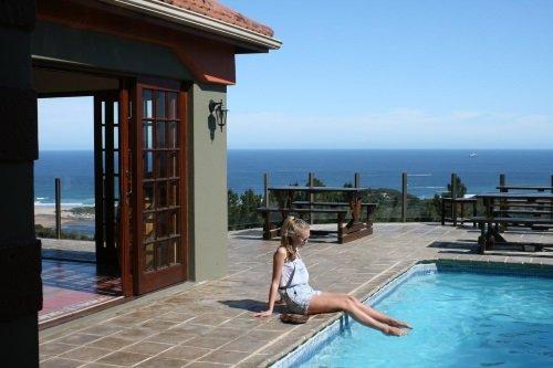 Ilita Lodge zwembad